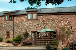 Self Catering holiday cottage accommodation in Wellington, Somerset